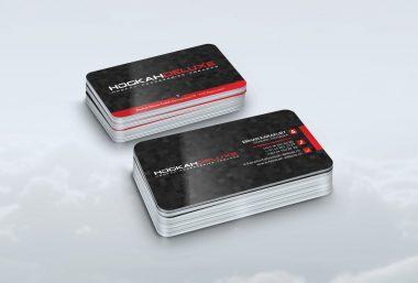 Hookah Deluxe Kartvizit Tasarımı