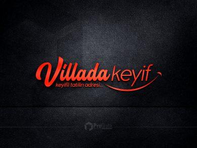 Villada Keyif Logo Tasarımı